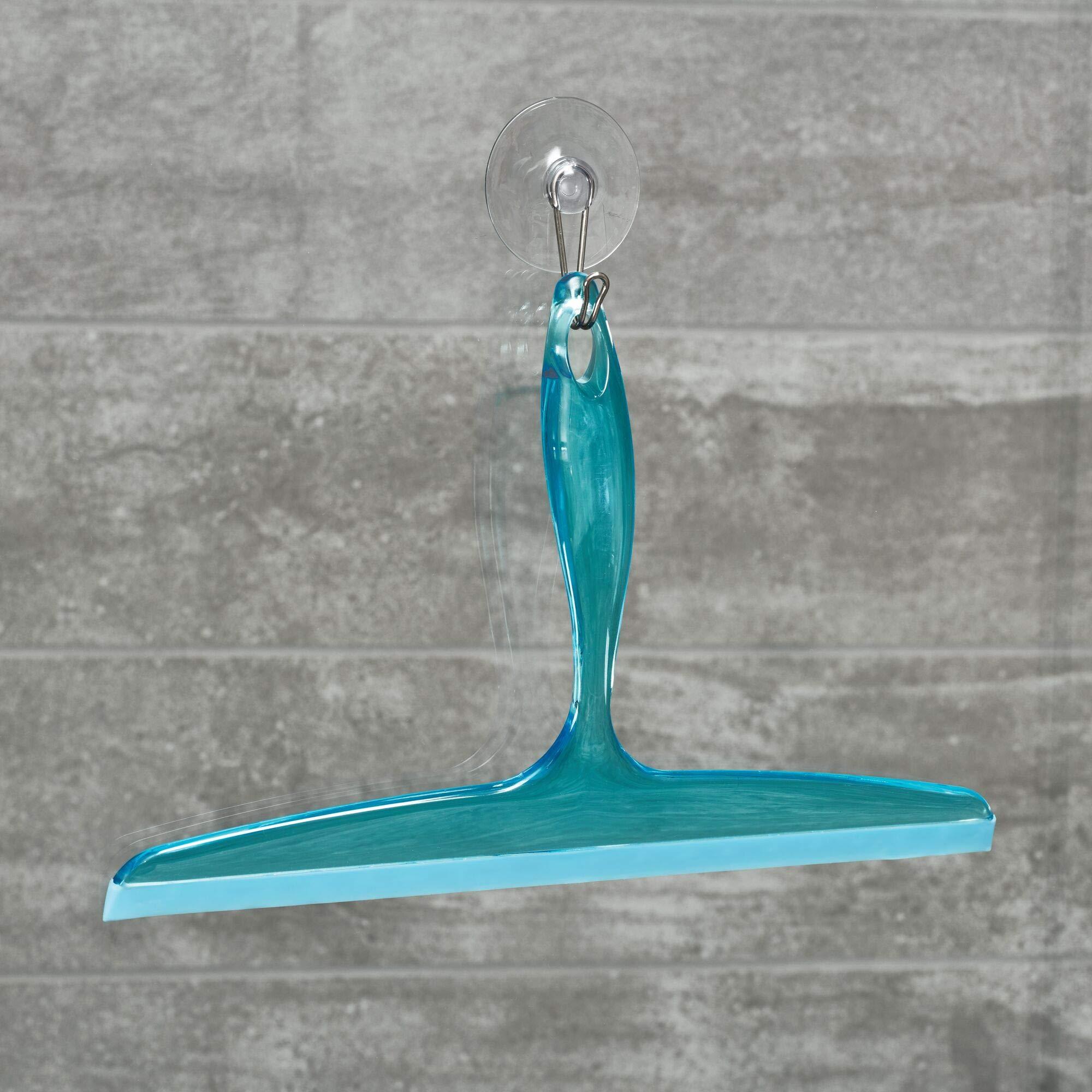 InterDesign Clara Limpiamamparas, Azul, 30.40x20.00x2.10 cm ...