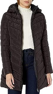 Nanette Lepore Women's Long Puffer Coat