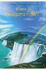 Where Is Niagara Falls? (Where Is?) Kindle Edition