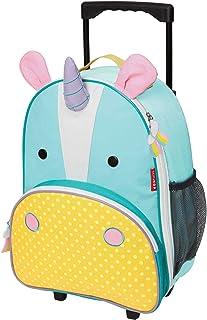 Skip Hop Kids Unicorn Rolling Luggage (Zoo)