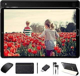 GOODTEL Tablet 10 Pulgadas Android 10.0 Procesador Octa-Core, RAM de 4GB, ROM de 64GB Escalable 128GB, WiFi/Bluetooth/ Cám...