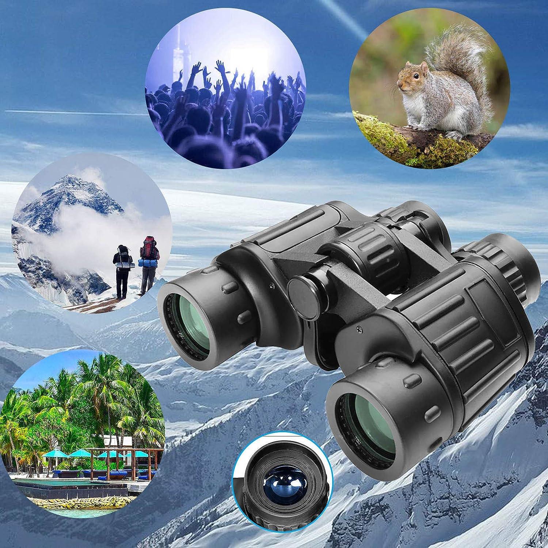 Compact Binoculars for Adults Kids Bin Night Vision Low shop Light Free Shipping Cheap Bargain Gift