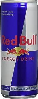 Red Bull Energy Drink, 250 ml, 4-Pack, 4 x 250ml x 6, OHNE Pfand