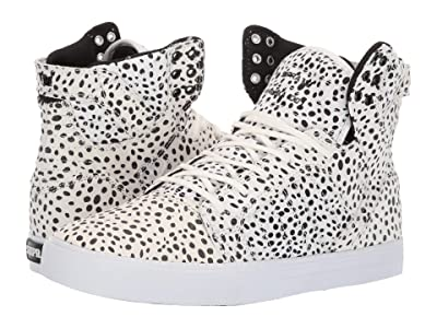 Supra Skytop (Spot/White) Men