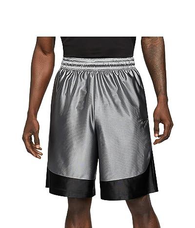 Nike Dry Durasheen Shorts (Cool Grey/Black/Black) Men