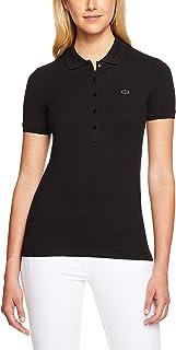 Lacoste Women's Basic Womens 5 Button Polo