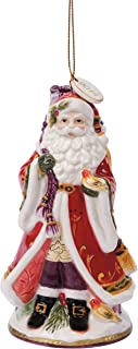 Regal Holiday Collection, Dated Bell Santa Figurine