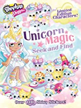 Shoppies Unicorn Magic Seek & Find (Shopkins: Shoppies)
