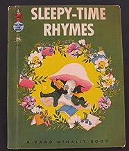 SLEEPY-TIME RHYMES ( Rand Mcnally Tip Top Elf book)