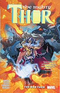 Mighty Thor Vol. 4: The War Thor (Cable (2017))