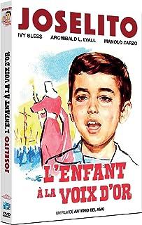 Joselito - L'enfant à la voix d'or [Francia] [DVD]