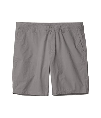 Columbia Big Tall Washed Outtm Shorts (City Grey) Men