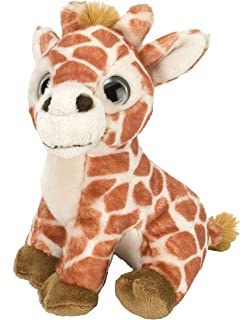 """Wild Republic Wild Watcher Giraffe 7"""", Brown [10468]"""
