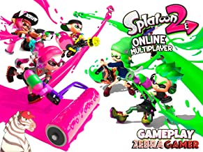 Clip: Splatoon 2 Online Multiplayer Gameplay - Zebra Gamer