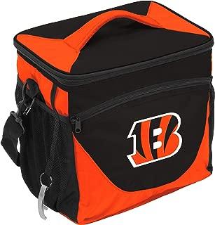 Logo Brands 607-63 NFL Cincinnati Bengals 24 Can Cooler, One Size, Navy