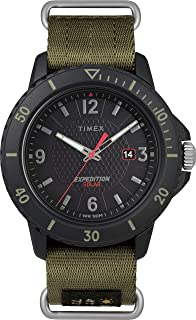 Timex Expedition Gallatin Solar 44mm Watch For Men