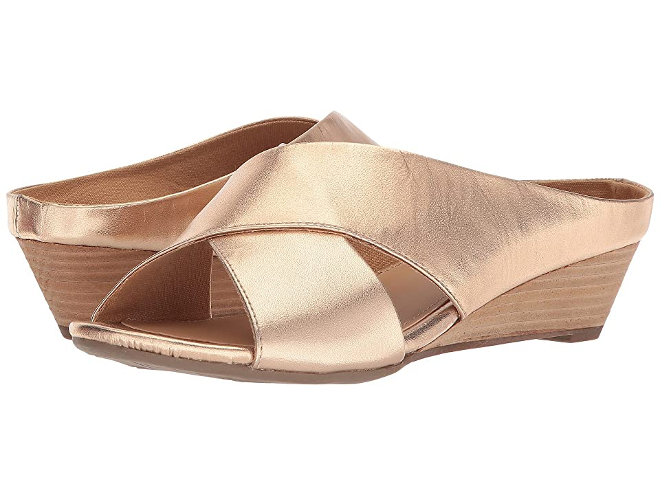 Me Too Sandi (Champagne Matte Metallic) Women