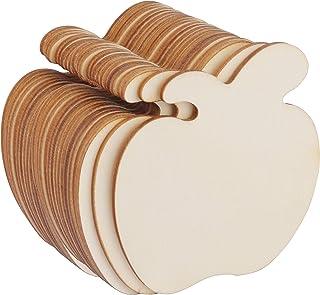 Il Top Spessore 5 mm Primolegno 10x Cerchi 8 cm Legno Sagome tonde Decorazioni