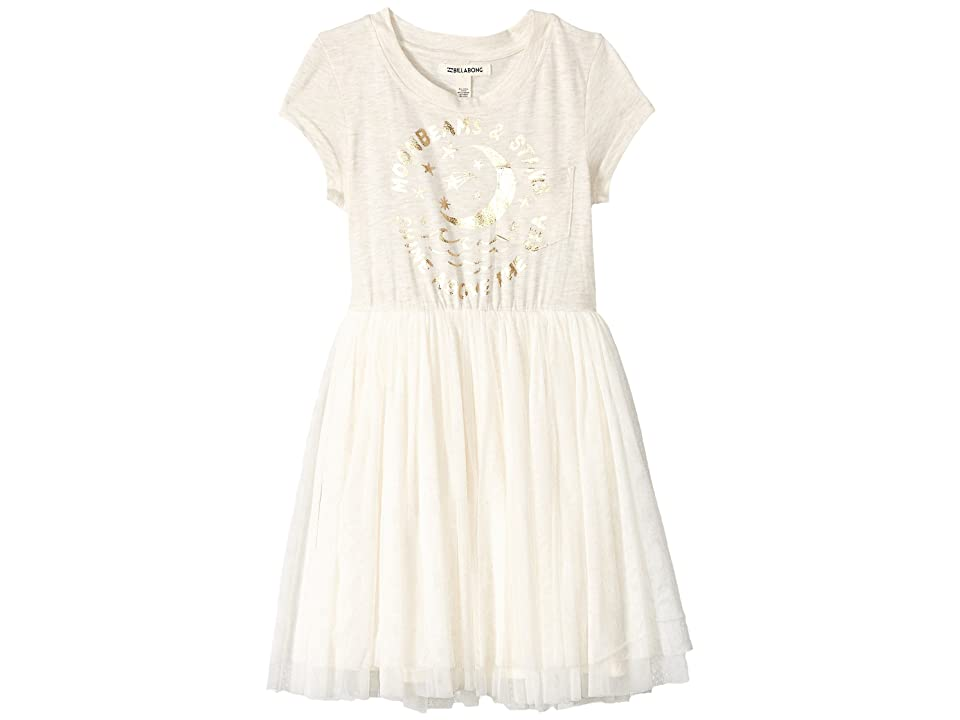 Billabong Kids Sunkissed Nights Dress (Little Kids/Big Kids) (White Cap) Girl