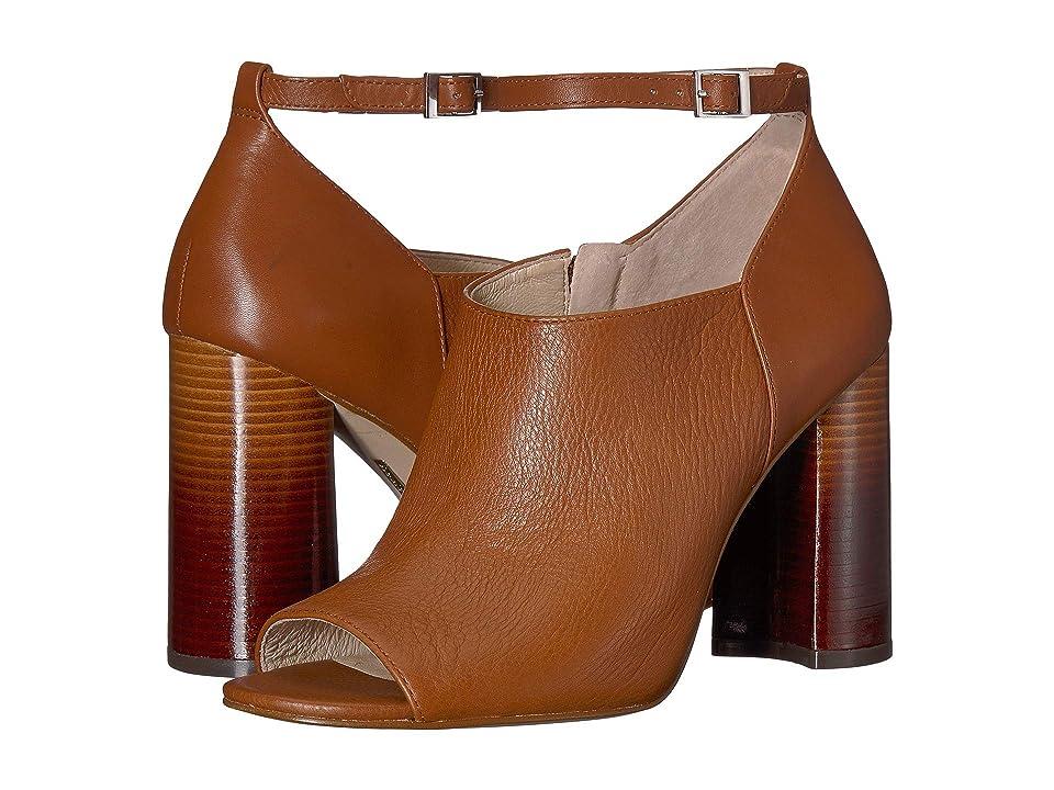 Louise et Cie Keran (Chestnut Smooth Tumble Calf) High Heels