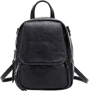 Mini backpack Fashion Leather Daypack for Women Cute Shoulder Rucksack for Girls