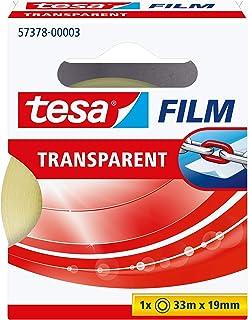 Cinta adhesiva tesafilm Transparente (19 mm x 33 m)