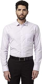 Park Avenue Striped Cotton Medium Red Slim Fit Ainsley Full Sleeve Shirt