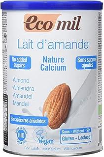 EcoMil Nature, Bebida de almendra Sin Azúcares Añadidos (