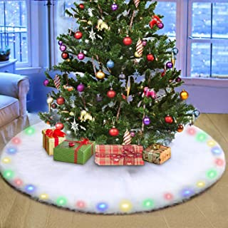 Best light up christmas tree skirt Reviews