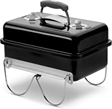 Weber 1131004 - Barbacoa Weber Go-Anywhere Black Carbón