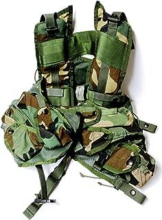 Reyes Industries, inc. US Military Enhanced Tactical Load Bearing Vest