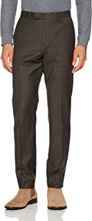 Theory Mens H0971214 Flannel Suit Trouser Suit Pants