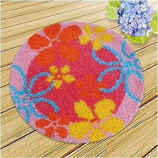 Tapis Faire des Kits Crochet De Loquet, Coussin Coussin Kits Crochets pour La Décoration De La Maison, Kit De Crochet Débu...