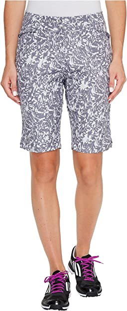 Essentials Printed Bermuda Shorts