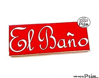 Best el bano sign Reviews
