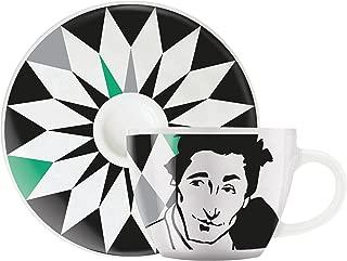 Ritzenhoff My Little Darling Design Espresso Cup with Coaster, Coffee Mug, Cup, 80 ml, Virginia Romo, Autumn 2015, 1580121