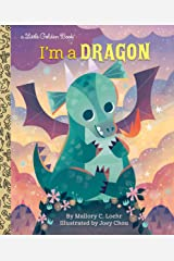 I'm a Dragon (Little Golden Book) Kindle Edition