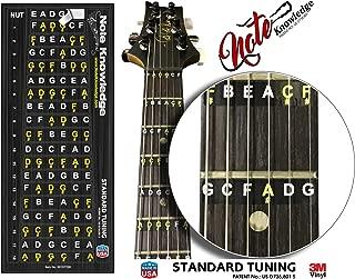 Best guitar board chart Reviews