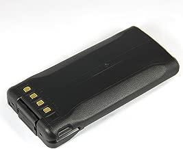 MaximalPower RB KEN KNB-33L(JP) 8.4V 1900 LI Sanyo Cell 2 Way Radio Battery for Kenwood TK2180 TK3180 TK5210, BLACK