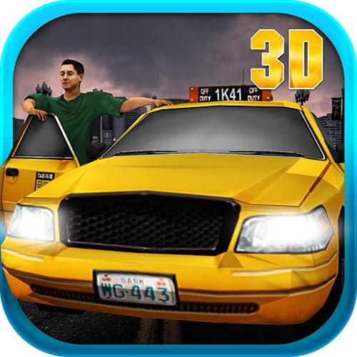 クレイジータクシードライバーマニア3D