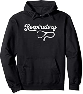 Respiratory Therapist Stethoscope Hoodie Therapy Gift