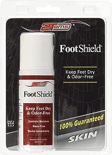 2Toms FootShield (Roll-On) - Keep Feet Dry & Odor-Free (3.0 oz)