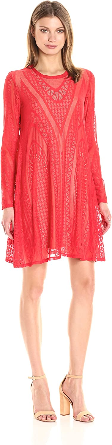 BCBGMAXAZRIA Womens Natyly Dress Dress