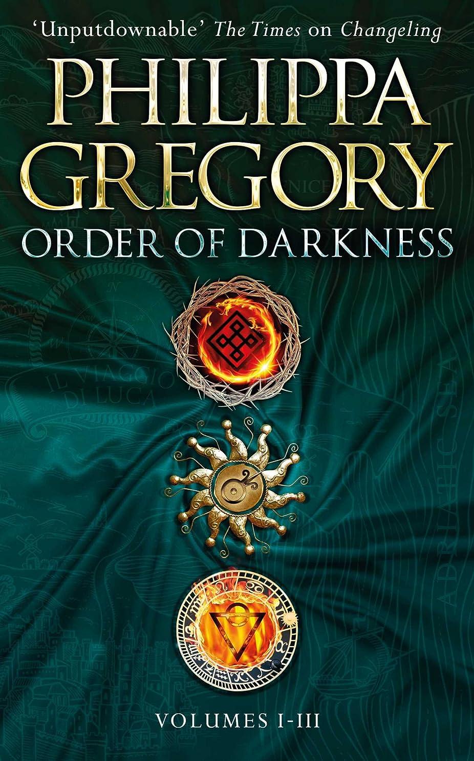 月曜テレックス物質Order of Darkness: Volumes i-iii (English Edition)