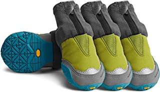RUFFWEAR, Polar Trex Waterproof Winter Dog Boots with Rubber Soles for Cold Weather