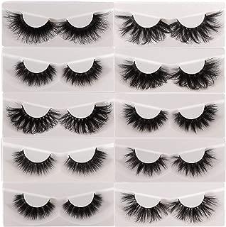 Best mink 3d hair lashes wholesale Reviews