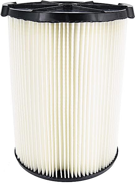 里奇标准干湿吸尘器过滤器 Vf4000 白月原文