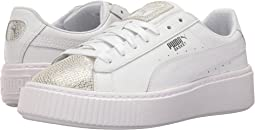 Puma Kids - Basket Platform Glitz (Big Kid)