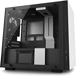 NZXT New H-Series H200i White [ Mini-ITX ケース ] CA-H200W-WB
