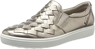 ECCO Womens 430453 Women's Soft 7 Slip on Sneaker